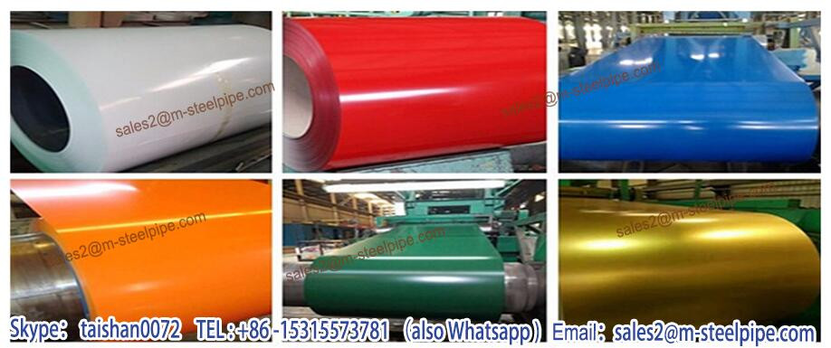 pre-painted galvanized steel coil/hot dipped galvanized steel coil