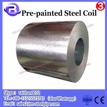 Color Wave Hot Dip Galvanized Steel Sheet Coil PE / PVDF Paint Coated YX828 YX840