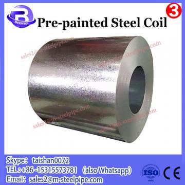 Pre-painted galvanized steel sheet PPGI corrugated steel plate