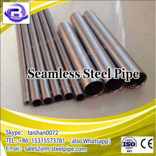attractive price! API 5L seamless steel pipe, sch steel tube , hdpe pipe #2 image